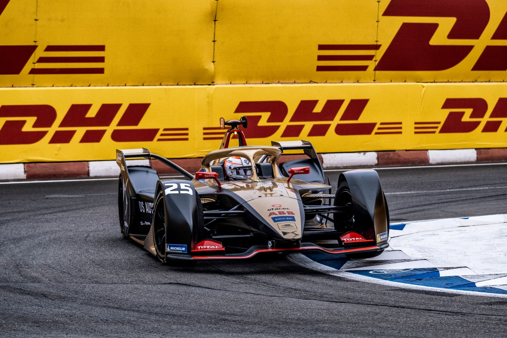 Formula E is a great example of sustainable partnerships